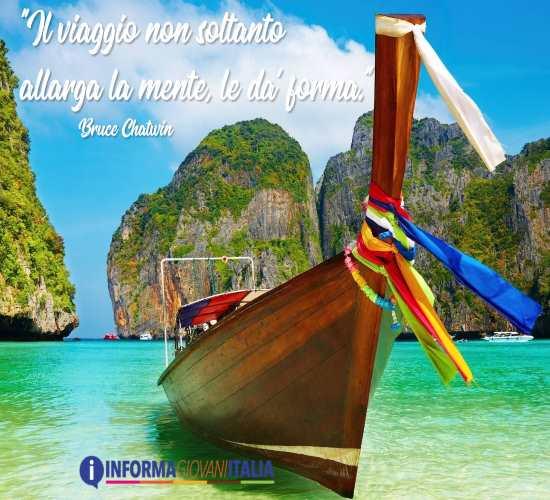 Frasi Matrimonio Sul Viaggio.101 Frasi Citazioni E Aforismi Sul Viaggio I Viaggiatori E Il