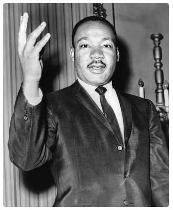"28 Agosto 1963 - Martin Luther King ""I have a dream"""
