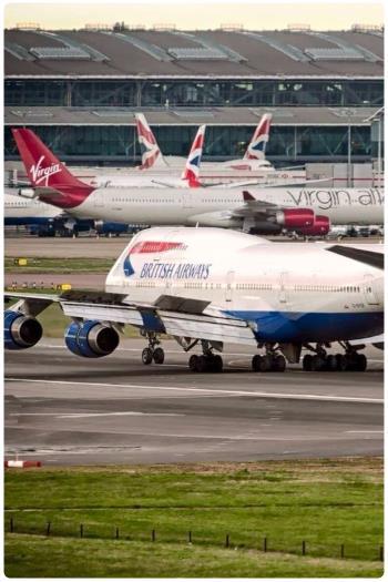 Aeroporto Heathrow Londra : Aeroporto di heathrow a londra