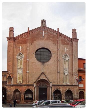 Basilica di San Giacomo Maggiore a Bologna