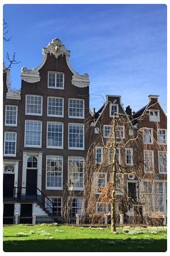 Begijnhof il cortile delle beghine nel cuore di amsterdam for Ostelli economici amsterdam
