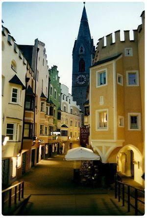 Guida di bressanone informazioni su bressanone visitare for Hotel a bressanone centro storico