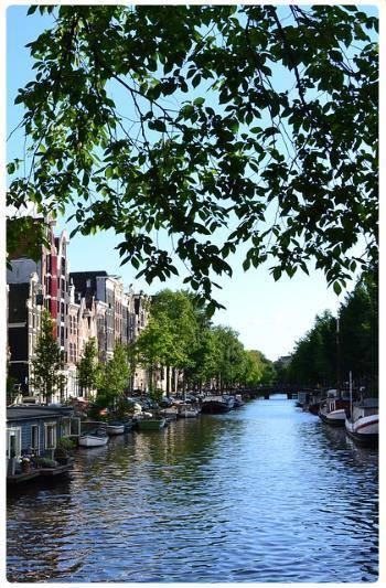 I canali di amsterdam for Ostelli economici amsterdam