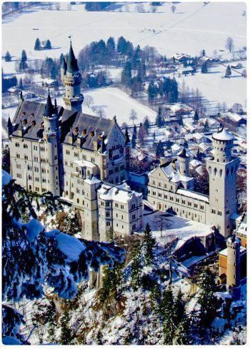 I Castelli Di Ludwig In Baviera