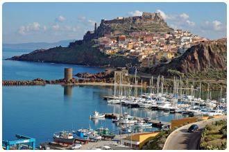 Castelsardo Cartina Sardegna.Castelsardo Guida Ed Informazioni Per Visitare Castelsardo