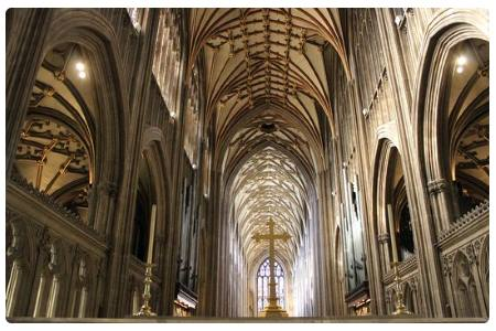 Chiesa di St Mary Redcliffe