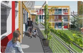 Risultati immagini per Cohousing sempre più diffuso: cos'è e come funziona
