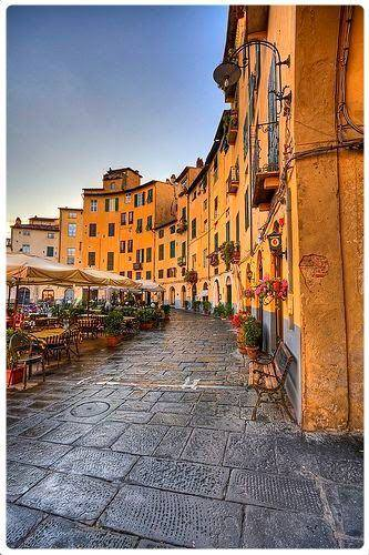 Top signts Lucca - Must see in Lucca