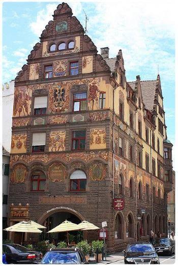 Costanza Guida Ed Informazioni Per Visitare Costanza In Germania