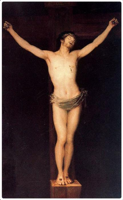 Cristo Crocifisso - Francisco Goya
