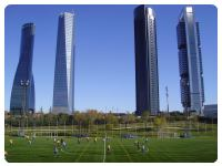 CTBA Cuatro Torres Business Area de Madrid