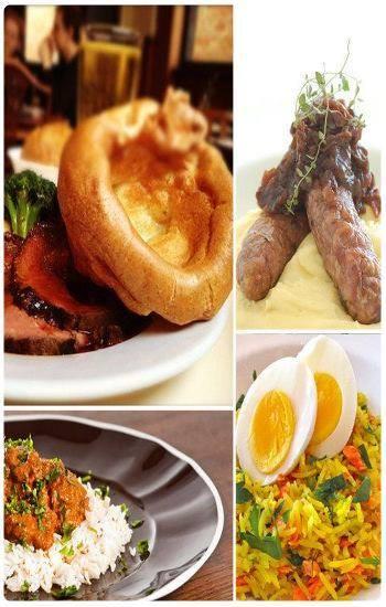 Cosa mangiare a Londra - La cucina e il cibo inglese