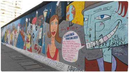 East Side Gallery Kreuzberg