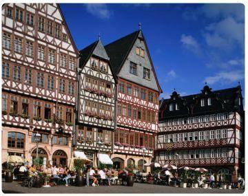 Francoforte informazioni su francoforte visitare for Citta tedesca nota per le fabbriche di auto