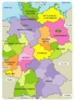 Germania Cartina Fiumi.Germania Informazioni Sulla Germania Visitare E Guida
