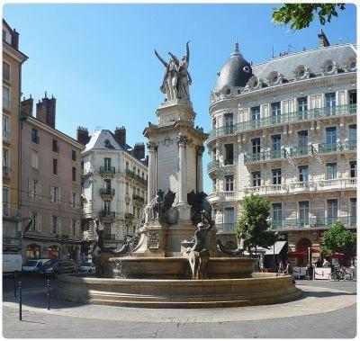 Guida Di Grenoble Informazioni Su Grenoble Visitare