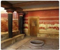 Interni palazzo - Cnosso