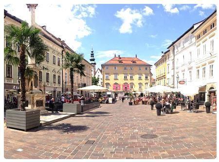 Ufficio Turistico Di Klagenfurt : Guida di klagenfurt informazioni su klagenfurt visitare