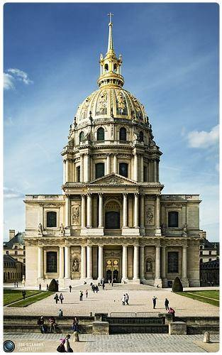 les invalides parigi. Black Bedroom Furniture Sets. Home Design Ideas
