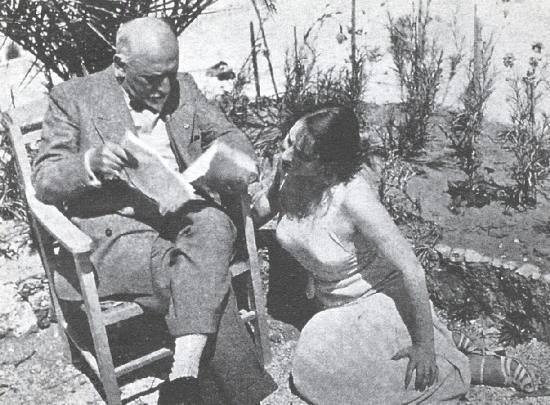 Pirandello a teatro con Marta Abba
