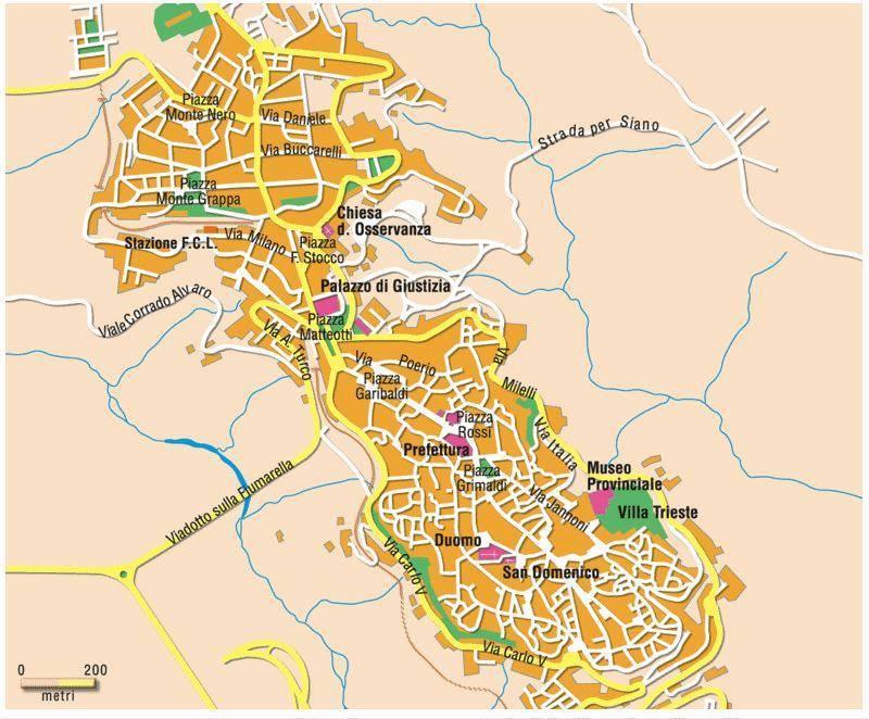 Cartina Calabria Catanzaro.Mappa Di Catanzaro Cartina Di Catanzaro