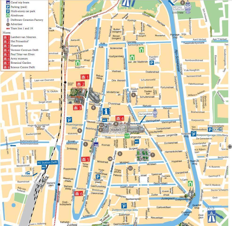 Bus Tour The Hague