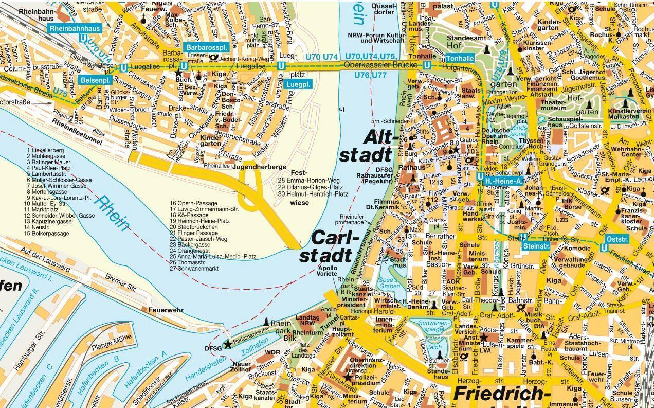 Cartina Germania Con Aeroporti