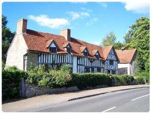 Mary Arden House - Stratford-upon-Avon