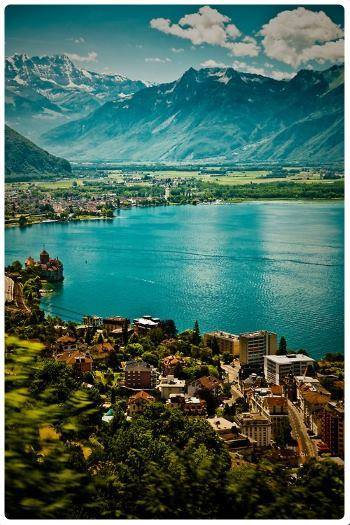 Montreux - Panorama