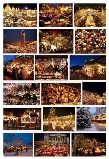 Natale In Europa 66 Guide Su Dove Andare A Natale In Europa