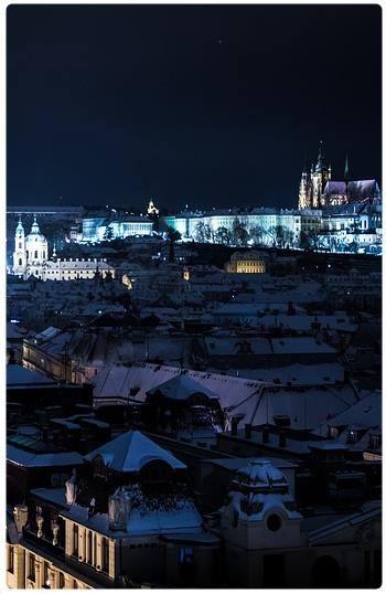 Natale Praga Natale A Praga