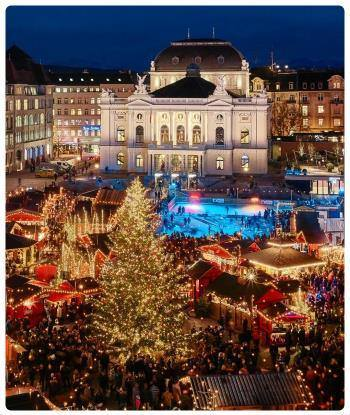 Natale A Natale.Natale Zurigo Natale A Zurigo