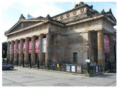 National Galleries of Scotland a Edimburgo