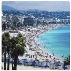 The Centre Of Nice Is Represented By Place Massena Built In The Th Century The Square Together With The Promenade Du Paillon That Leads To The Mamac