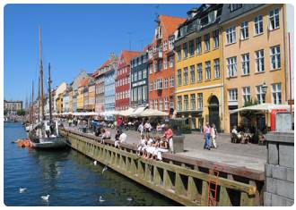 Nyhavn - Canale di Nyhavn