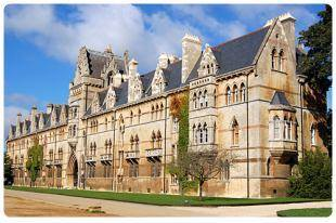 I college di Oxford