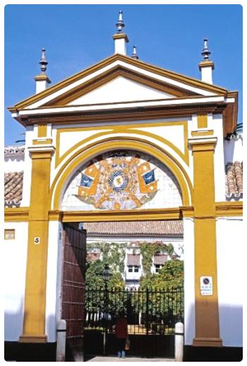 Palacio de las Dueñas - Siviglia