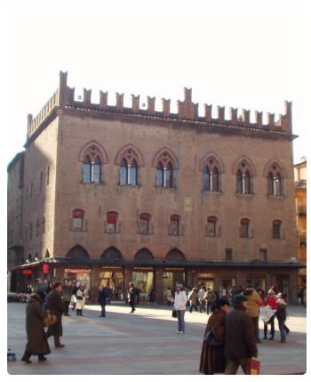 Palazzo dei notai a bologna for Hotel dei commercianti bologna
