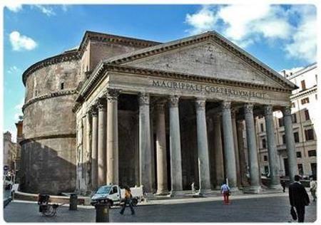 Cosa vedere a roma 40 luoghi interessanti da non perdere for Esterno pantheon