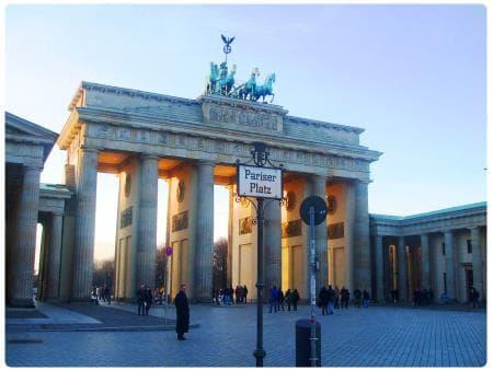 Berlino guida ed informazioni per visitare berlino - Berlino porta di brandeburgo ...