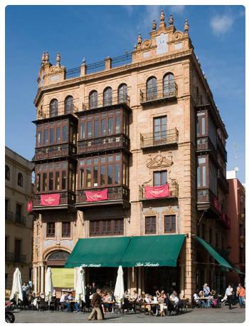 Hotel San Francisco Seville Espagne
