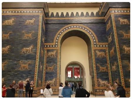 Pergamonmuseum berlino - Porta di mileto ...
