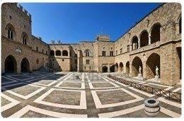 Palazzo del Gran Maestro - Rodi