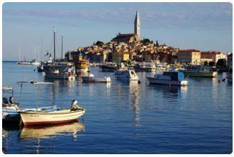 Da vedere a rovigno rovinj for Alberghi rovigno croazia