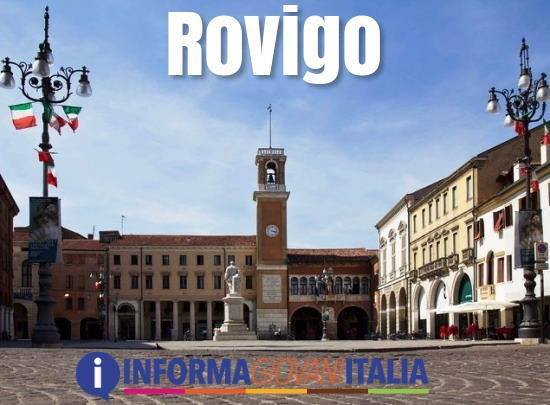 Cartina Dell Italia Rovigo.Rovigo Guida Ed Informazioni Per Visitare Rovigo