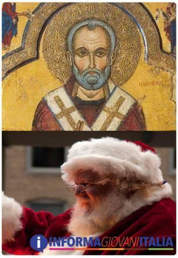 Babbo Natale E San Nicola.La Vera Storia Di Babbo Natale Santa Claus Da Bari