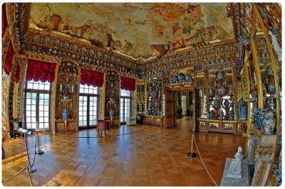 Schloss Charlottenburg - Sale delle Porcellane