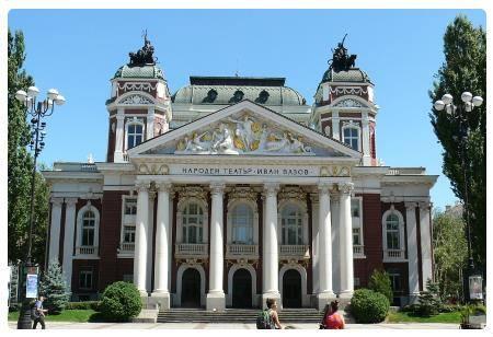 Bagni Termali Sofia : Sofia guida ed informazioni per visitare sofia in bulgaria