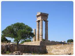 Tempio di Apollo - Rodi