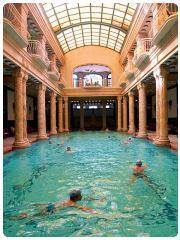 Budapest\'s thermal baths